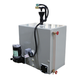 4100 Series Boiler Feed Units   -                                                                 Max Temp. of 200° F