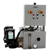4600 Series Boiler Feed Units   -                                                  Max Temp. of 212° F