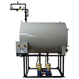 3500 Series Boiler Feed Units   -                                                                 Max Temp. of 200° F