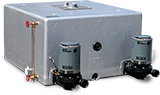4200 Series Boiler Feed Units - Max Temp. of 200° F